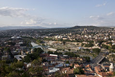 Tbilisi Royalty Free Stock Photo