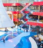 Tbilisi Mall top view, Georgia Stock Photos