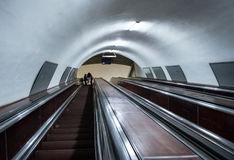 Tbilisi metro Royalty Free Stock Photography