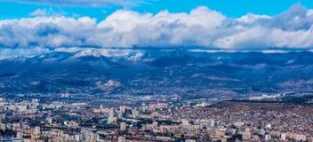 Tbilisi Mountains Stock Photo