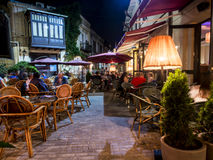 Tbilisi by night Stock Images