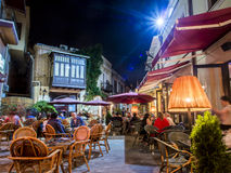Tbilisi by night Stock Photos