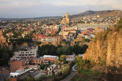 Tbilisi Royalty Free Stock Photos