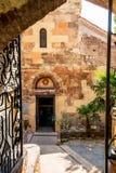 Tbilisi Old Town Anchiskhati Basilica Stock Image