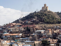 Tbilisi Royalty Free Stock Photos