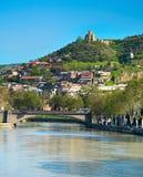 Tbilisi Old Town. Georgia Stock Photo