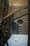 Tbilisi Old town stairs Stock Photography