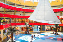 Tbilisi shopping Mall, Georgia Royalty Free Stock Photography