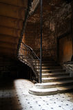 Tbilisi staircase Royalty Free Stock Image
