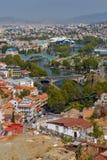 tbilisi stare miasto Zdjęcie Stock