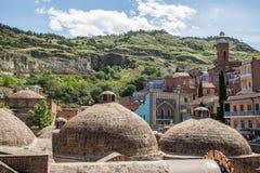 Tbilisi, Stary miasteczko, Gorgia zdjęcia stock