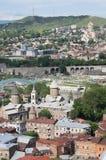 Tbilisi vieja Imagenes de archivo