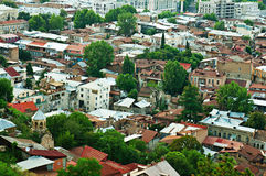 Tbilisi view Stock Image