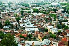 Tbilisi view Stock Photo