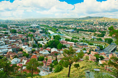 Tbilisi view Royalty Free Stock Photo
