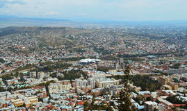 Tbilisi view Stock Photography