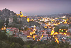 Tbilisi. Royalty Free Stock Photography