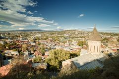 Tbilisi Royalty Free Stock Image