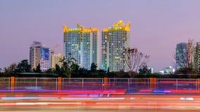 TC Green condominium Stock Photography