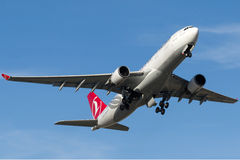TC-JIL Turkish Airlines, Airbus A330-202 named YEDIGOLLER Royalty Free Stock Photo