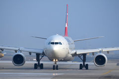 TC-JNK Turkish Airlines Airbus A330-343 SANLIURFA Imagenes de archivo