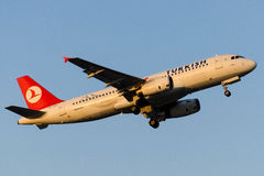 TC-JPT Turkish Airlines Airbus A320-232 IHLARA Royalty Free Stock Photography