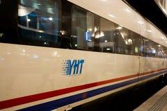TCDD YHT - Ankara Railway Statition New Terminal royalty free stock photo