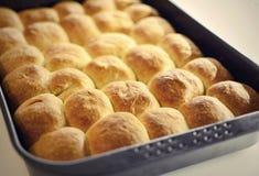 Tchèque traditionnel Curd Cakes photographie stock