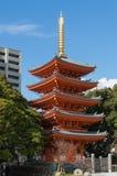 Tōchō-ji Stock Photography