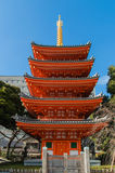 Tōchō-ji Royalty Free Stock Image