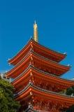 Tōchō-ji Royalty Free Stock Photography