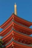 Tōchō-ji Royalty Free Stock Images