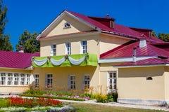 Tchaikovsky house Royalty Free Stock Photo