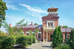Tchaikovsky house in Taganrog, Russia Royalty Free Stock Photos