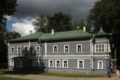 Tchaikovsky husmuseum i Klin, Ryssland Royaltyfri Bild