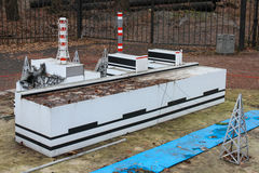 tchernobyl Royalty-vrije Stock Afbeelding