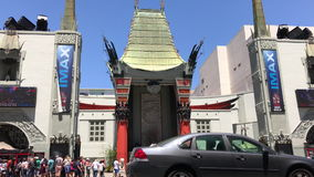TCL Chiński teatr w Hollywood, Kalifornia zbiory