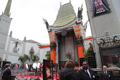 Tcl-Chinese-Theater Stockfotos
