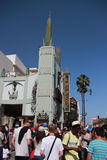 TCL Chinese Theater Stock Photo
