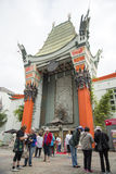 TCL Chinese Theatre in Hollywood Royalty Free Stock Photo