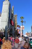 TCL Chinese Theatre, Hollywood Stock Photo