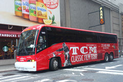 TCM Bus Royalty Free Stock Images