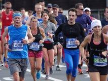 2016 TCS纽约马拉松14 库存照片