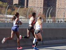 2016 TCS纽约马拉松146 免版税库存图片