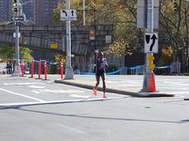 2016 TCS纽约马拉松151 免版税库存图片