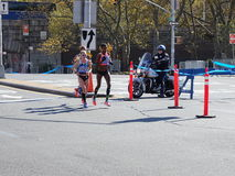 2016 TCS纽约马拉松155 免版税库存照片