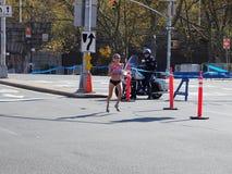 2016 TCS纽约马拉松156 免版税图库摄影