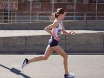 2016 TCS纽约马拉松172 免版税库存照片