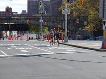 2016 TCS纽约马拉松173 库存图片