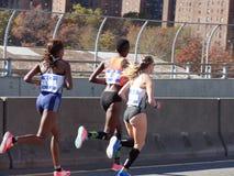 2016 TCS纽约马拉松177 免版税库存照片